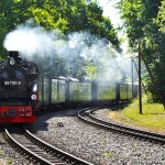 小さな蒸気機関車 Choo Choo