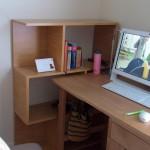 新しい作業スペース誕生