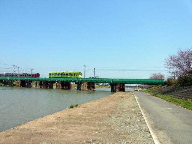 カラフル電車(平成筑豊鉄道)