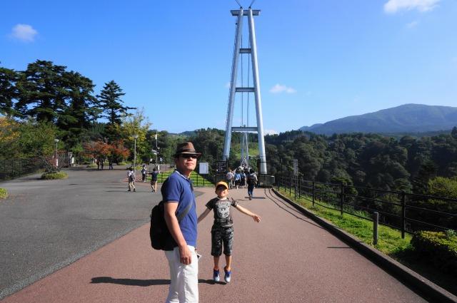 夢の大吊橋入口